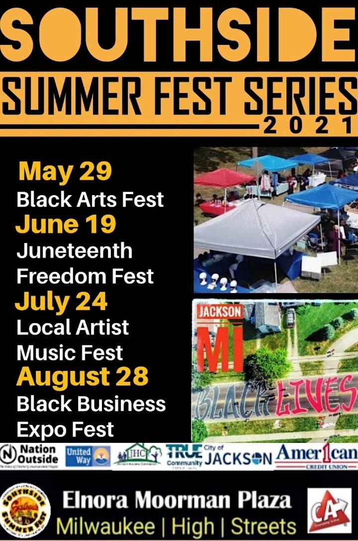 Southside Summer Fest Series image