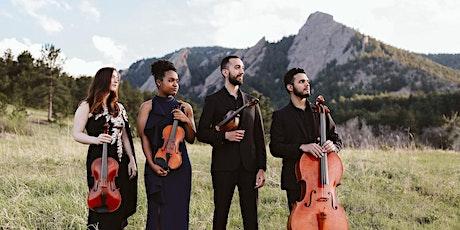 Colorado Music Festival Presents Ivalas Quartet tickets