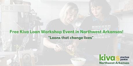 FREE Rogers Kiva Loan Workshop tickets