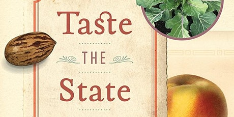 Virtual Book Club - Taste the State with Kevin Mitchell tickets