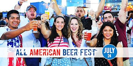 All American Beer Festival 20201 - Washington, DC tickets