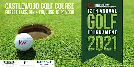 12th Annual KWPR Golf Tournament tickets