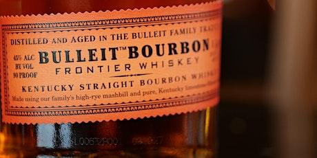 Bulleit™ Bourbon Dinner tickets