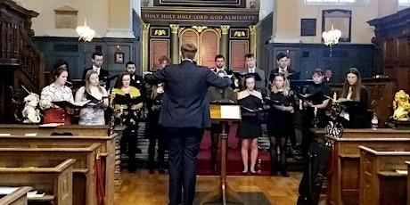 PureGold presents: Goldsmiths Chamber Choir tickets