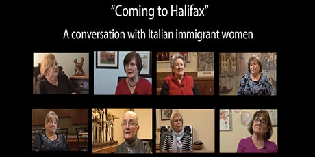 Coming to Halifax: A Conversation with Italian Women tickets