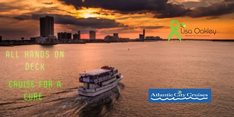 First Annual  ALL HANDS ON DECK Cruise For A Cure tickets