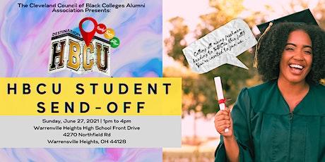 8th Annual Destination HBCU: Student Send-off tickets
