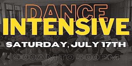 Dance Intensive tickets