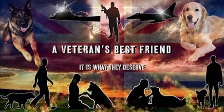 A Veteran's Best Friend Armed Forces Day Event tickets
