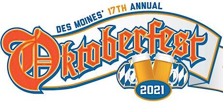 Des Moines Oktoberfest tickets