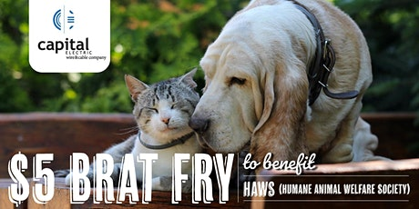 Brat Fry Benefiting HAWS tickets