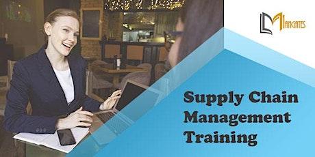 Supply Chain Management 1 Day Virtual Live Training in Puebla biglietti