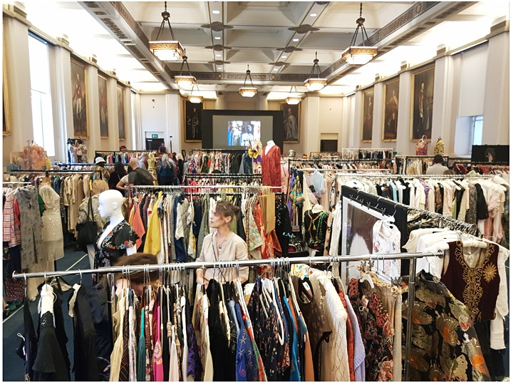 Clerkenwell Vintage Fashion Fair - Weekend Special! 4th & 5th September image