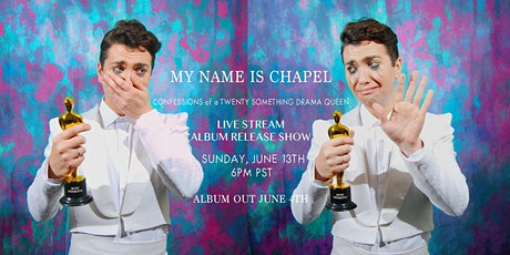 Confessions of a Twenty Something Drama Queen Album Release Livestream Show tickets