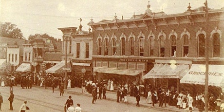Guided Walking Tour - Downtown Sycamore tickets