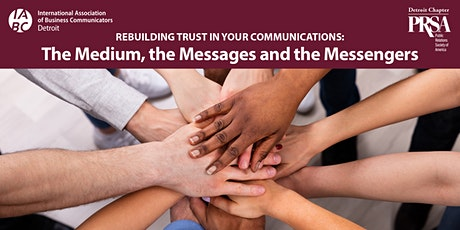 Rebuilding Trust in Your Communications tickets