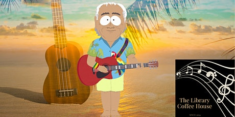 """""""Jimmy Buffet & Friends""""  Tribute Show @ the Library Coffee House tickets"""