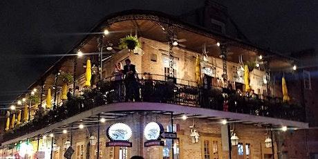 Halloween Bourbon Street Balcony Party tickets