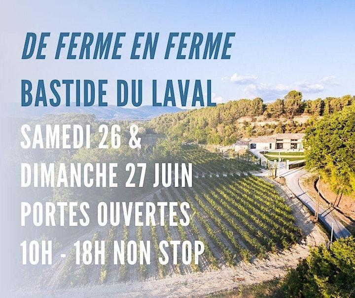 Image pour Week-end De Ferme en ferme au moulin Bastide du Laval