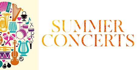 SUMMER CONCERT at Cottell Park - Comet Bluegrass All-Stars tickets