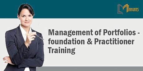 Management Of Portfolios-Foundation &Practitioner Virtual Training-Brussels tickets