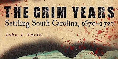 Virtual Book Club -  The Grim Years by John Navin tickets