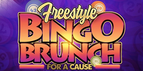 Freestyle Bingo Brunch For A Cause tickets