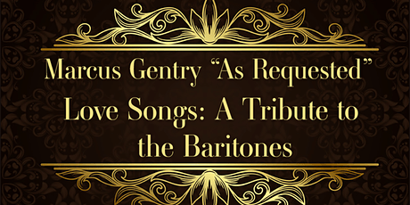 Love Songs:  A Tribute to the Baritones tickets
