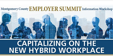 Capitalizing on the New  Hybrid Workplace tickets