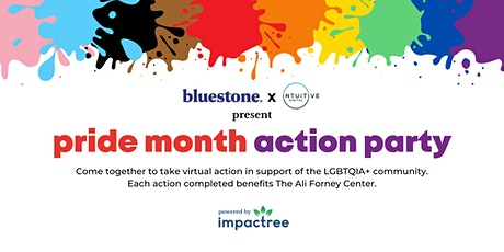 Pride Month Action Party tickets