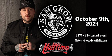 Sam Grow Live tickets