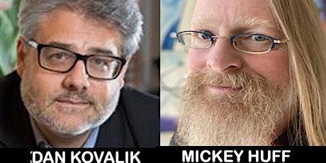 Dan Kovalik and Mickey Huff: The Progressive Case Against Cancel Culture biglietti