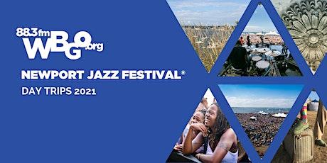Newport Jazz Festival 2021: WBGO Bus Day Trips tickets