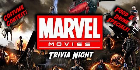 Marvel Movie Trivia Night! tickets