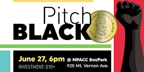 Pitch Black Columbus tickets