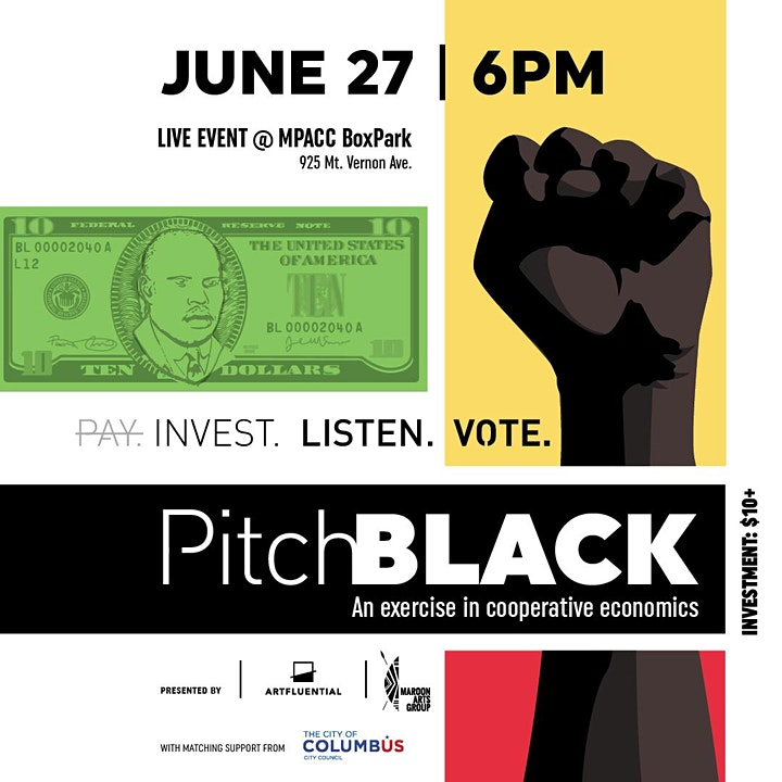 Pitch Black Columbus image