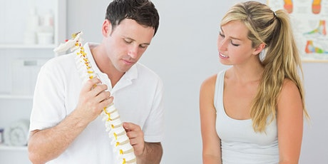 FREE Spinal Health & Posture Screen tickets