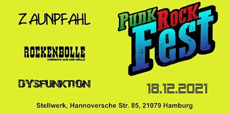 PunkRockFest Hamburg tickets