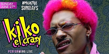 Kiko el Crazy @ Centro Wynwood tickets