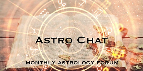 Astro Chat: Monthly Astrology Forum tickets