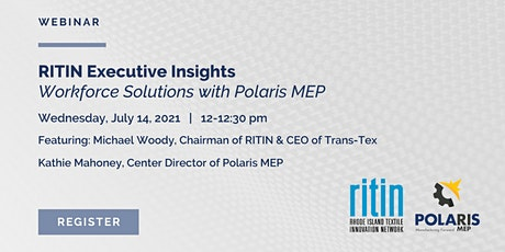RITIN Executive Insights: Workforce Solutions with Polaris MEP tickets