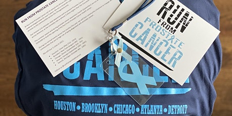 5th Annual Run From Prostate Cancer   Workout Activations & Run tickets