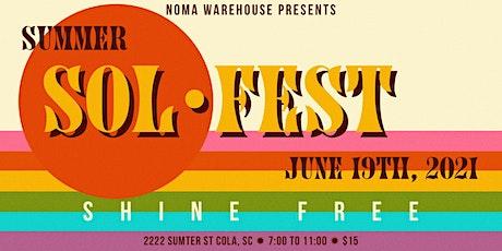 Summer Sol•Fest tickets