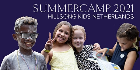 Hillsong Kids Camp tickets