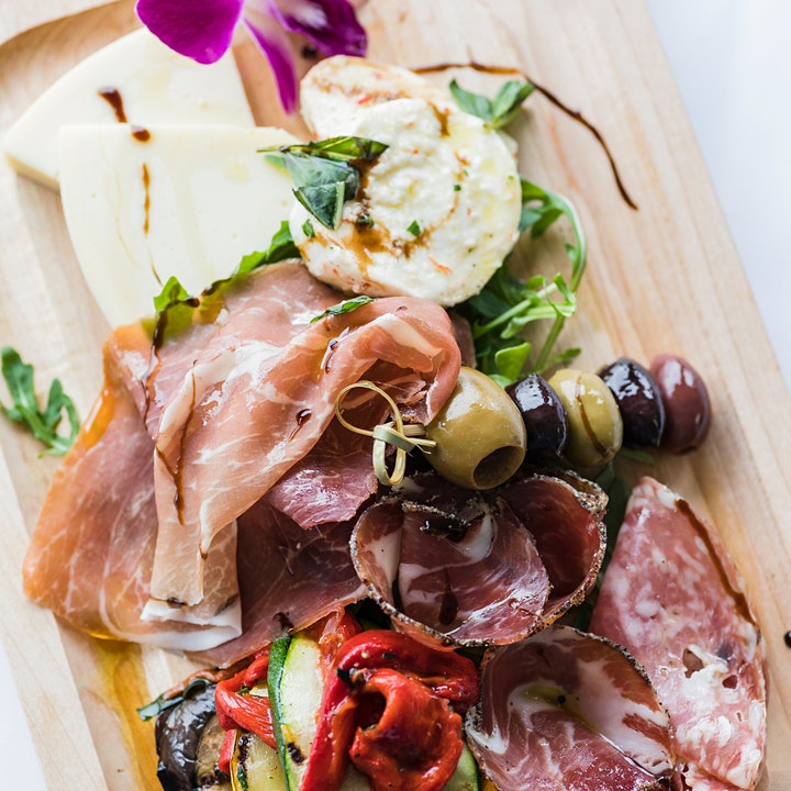 Charcuterie and Wine Pairing image