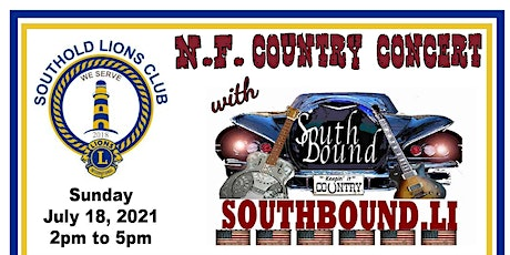 North Fork Country Festival tickets