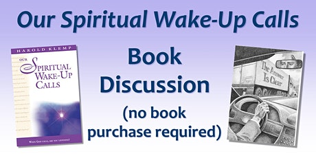 Our Spiritual Wake-Up Calls tickets