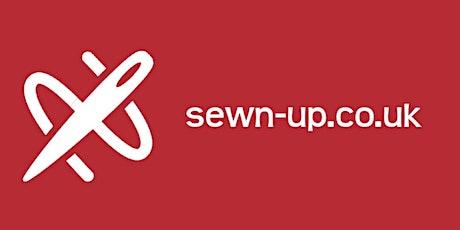 Slow-stitching Sashiko and Boro - Japanese visible mending (Part 1 & 2) tickets