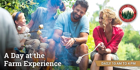 A Day at the Farm Experience tickets