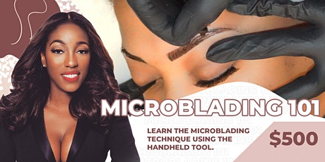 Houston TX Microblading  101 | July 25 | 11 AM - 5 PM tickets